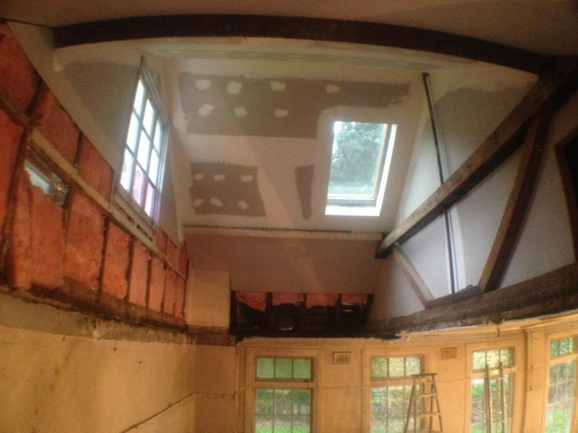 No.84 - Mezzanine skylight.